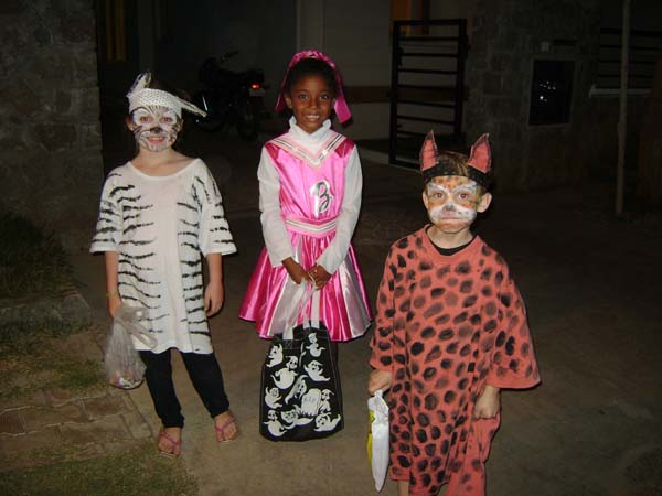 Ready for Trick or Treating
